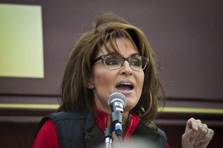 Sarah Palin v. NY Times